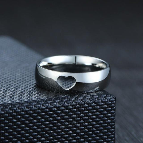 Bague But De Couple homme