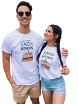 T-Shirt Couple Mangeur | Concept Couple