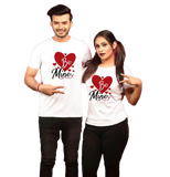 T-Shirt Couple Le Mien | Concept Couple