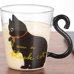 Mug Couple Le chat noir