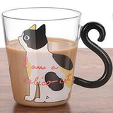 Mug Couple Le chat gris