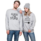 Pull Couple Stupide