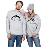 Pull Couple Hiver