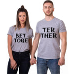 T-shirt Couple Together | Concept Couple