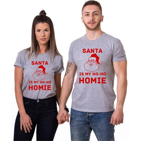 T-shirt Couple Santa Monica | Concept Couple