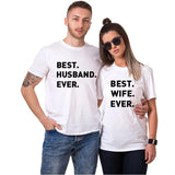 T-shirt duo blanc The Best
