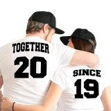 T-Shirt Couple 2019 | Concept Couple