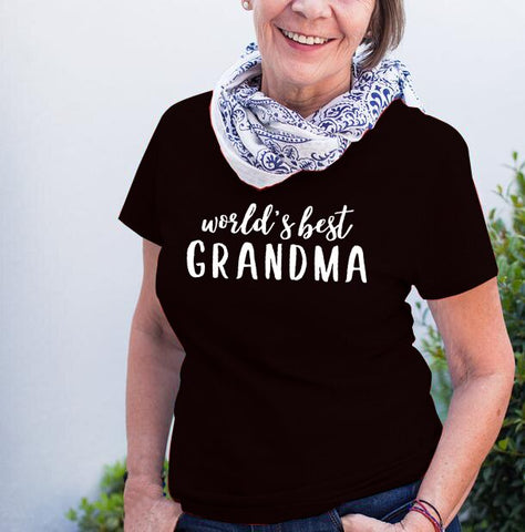 T-Shirt Couple Grand Parents femme