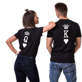 T-Shirt Couple Royaume | Concept Couple