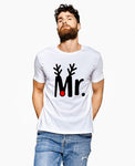 T-Shirt Couple Corne homme