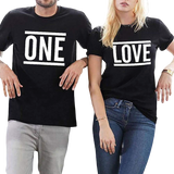 T-Shirt Couple One Love | Concept Couple
