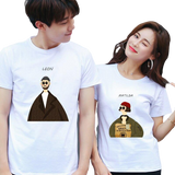 T-Shirt Couple Léon | Concept Couple