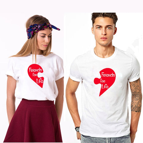 T-Shirt Couple Puzzle