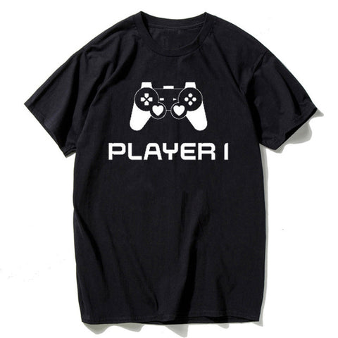 T-shirt Couple<br/> Gamer
