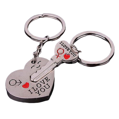Porte clé Couple<br/> Original