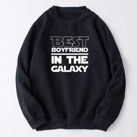 Pull Couple Galaxie noir
