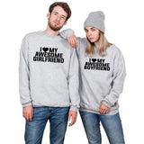 Pull Couple Amour Incroyable