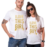 T-Shirt Couple<br/> Humouristique