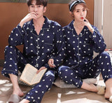 Pyjama Couple Coeur | Concept Couple