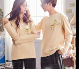 Pyjama Couple Girafe | Concept Couple