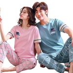Pyjama Couple Rigolo | Concept Couple