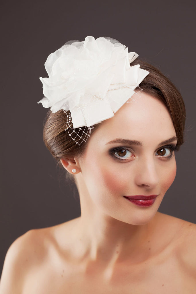 The Halley Bridal Headpiece by Love Charlie