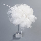 The Katharine Bridal Headpiece/Brooch by Love Charlie
