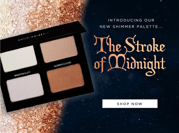 Introducing Our New Shimmer Palette - The Stroke Of Midnight