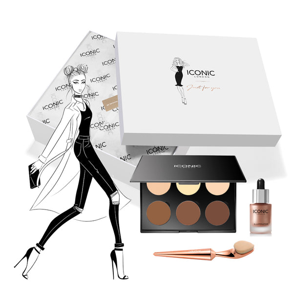 Limited Edition Contour & Glow gift set