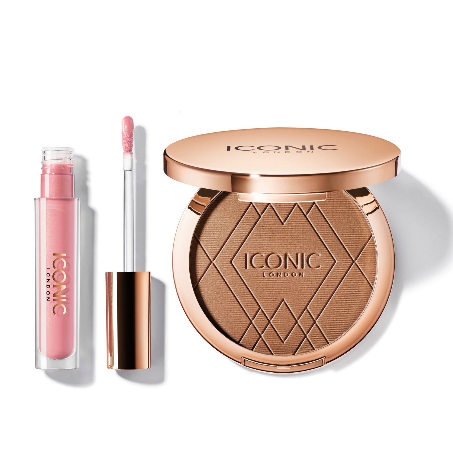 Ultimate Bronzing Powder and Gloss