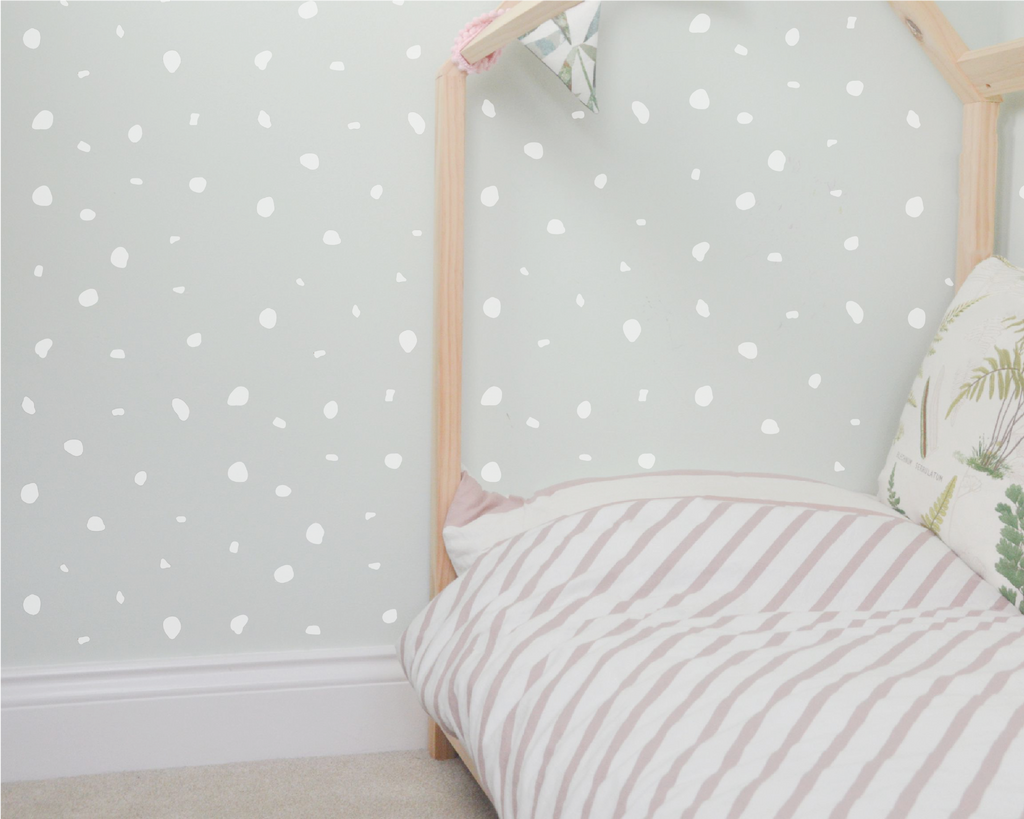 Dalmatian Spot Wall Stickers - You Make My Dreams
