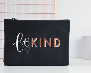 Be Kind Pencil Case