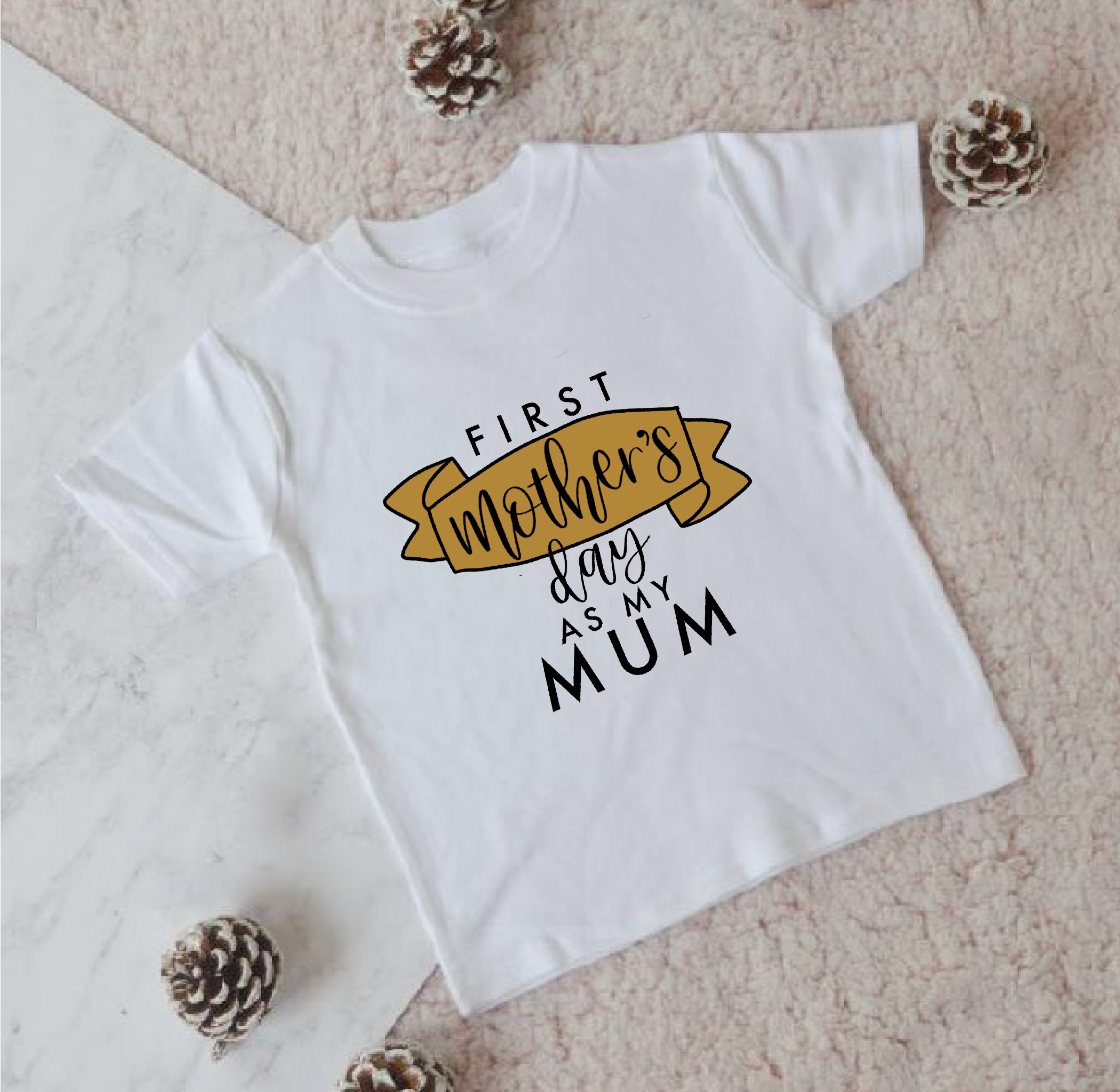 First Mother's Day Top - You Make My Dreams