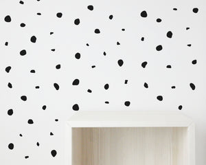 Dalmatian Spot Wall Stickers