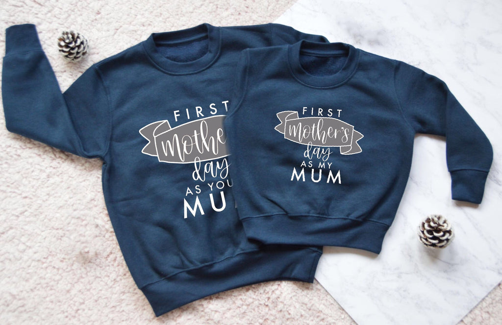 First Mother's Day Twinning Set