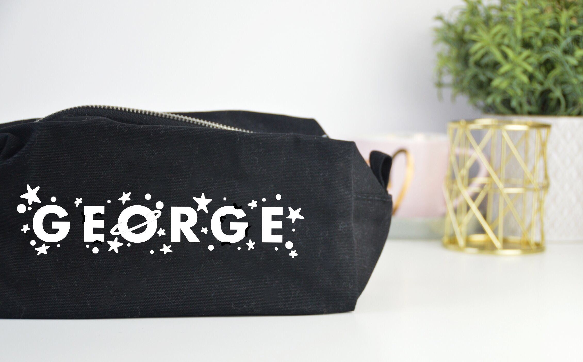 Personalised Space Pencil Case