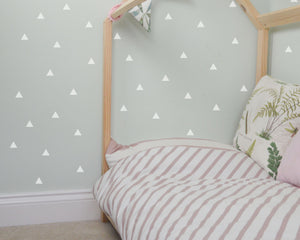 Triangle Wall Stickers - You Make My Dreams