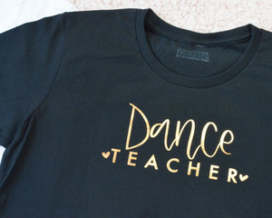 Dance Teacher Top