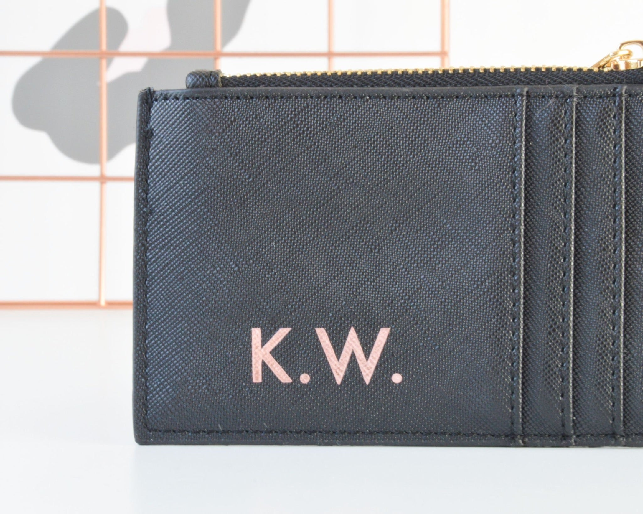 Personalised Card & Coin Purse - You Make My Dreams