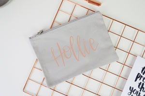 Personalised Pencil Case - You Make My Dreams
