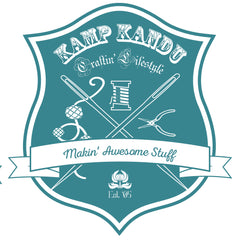 Kamp Kandu Summer Crafting Camp for tweens
