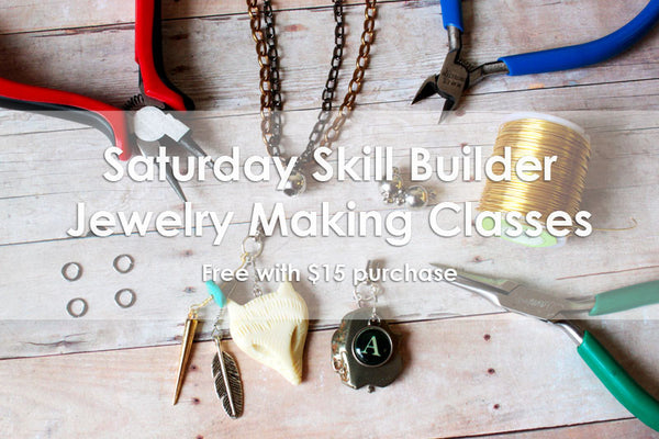 Saturday Skill Builder Class