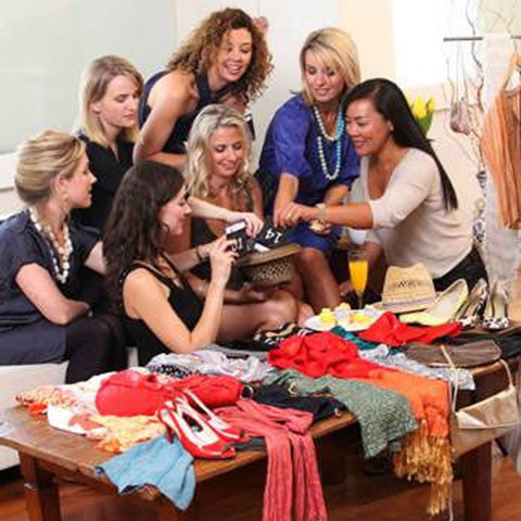Fashion Swap Party with Nichole Corrina Bainer Wed. March 15 6:30-8:30pm
