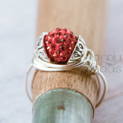 wire wrapped ring classes are free at kanudbeads in cheshire connecticut