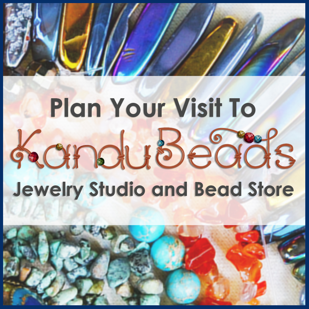 Come visit our Studio and Bead Gallery!