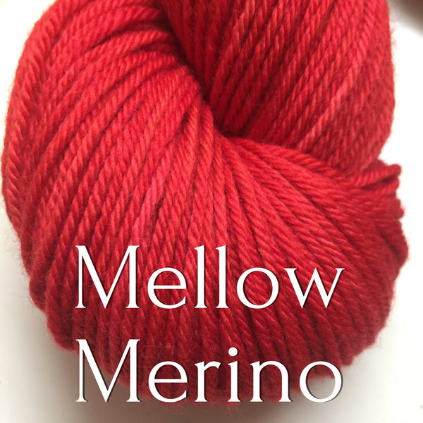 Mellow Merino Worsted Sweater Kits