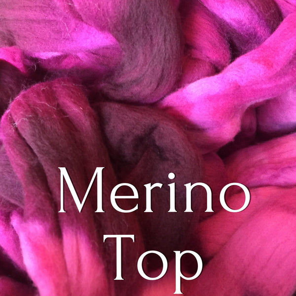 Superfine Merino Top