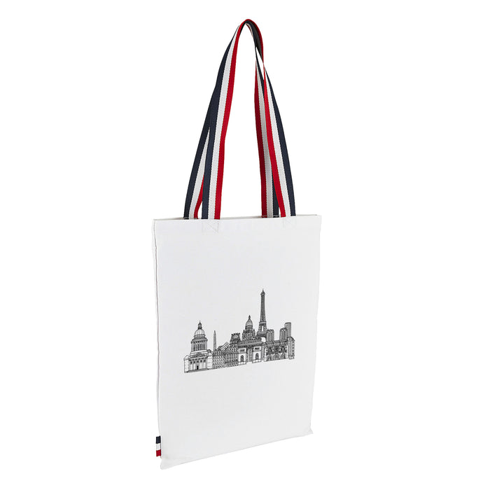Tote bag Monuments - Pablo Raison