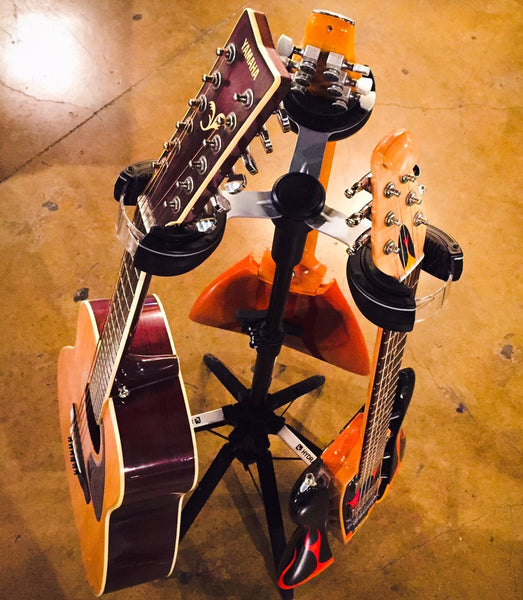 HYDRA™  Triple Guitar Stand