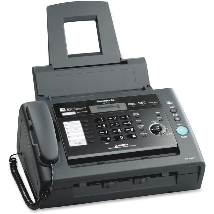 Panasonic KX-FL421 Laser Fax Machine